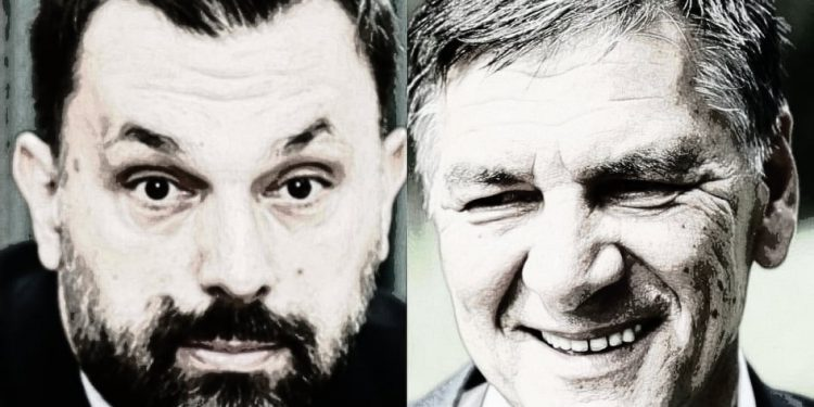 FOTO: Konaković, Kasumović (Graphic TBT)