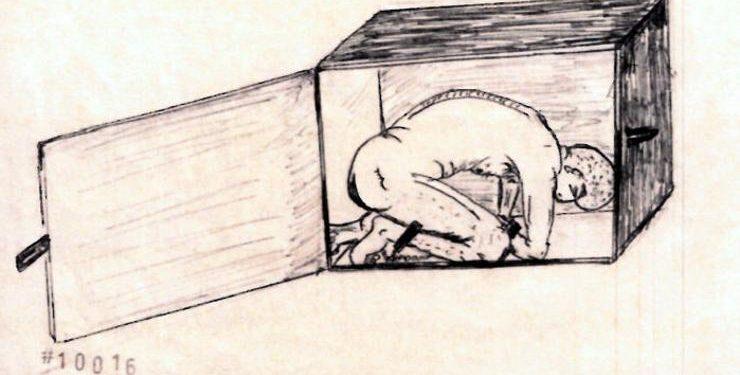 FOTO: (Abu Zubaydah SCREENSHOT HOW AMERICA TORTURES)