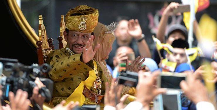 FOTO: Sultan Hassanal Bolkiah (REUTERS)