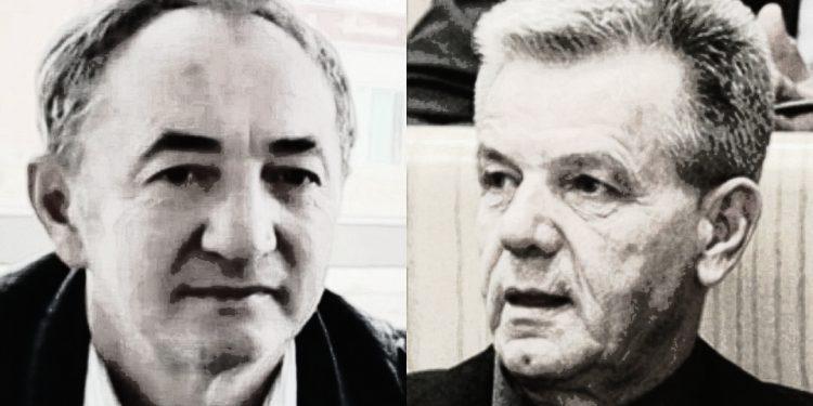 FOTO: Hodžić, Kukić (Graphic TBT)