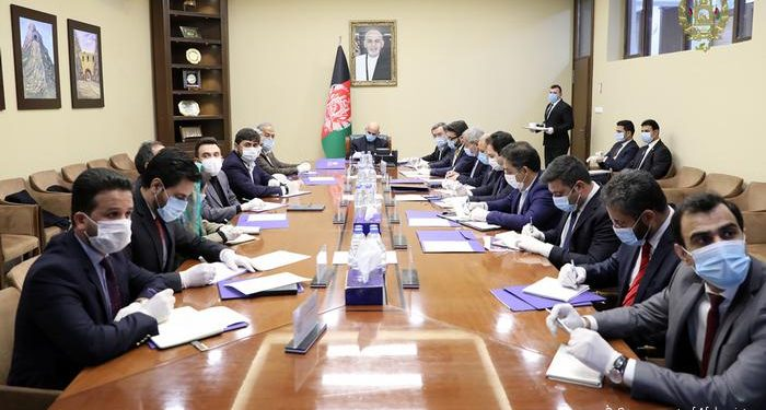 FOTO: (Government of Afghanistan)