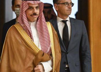 FOTO: Fejsal bin Farhan Al Saud (John Macdougall/AFP/dpa)