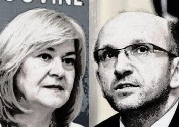 FOTO: Miličević, Isović (Graphic/TBT))