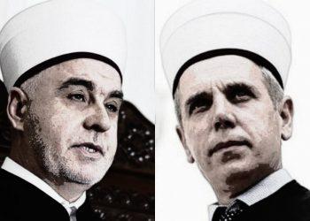 FOTO: Kavazović, Kozlić (Graphic TBT)